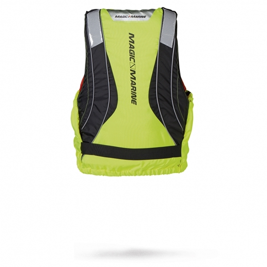 Picture of Match Vest Yellow