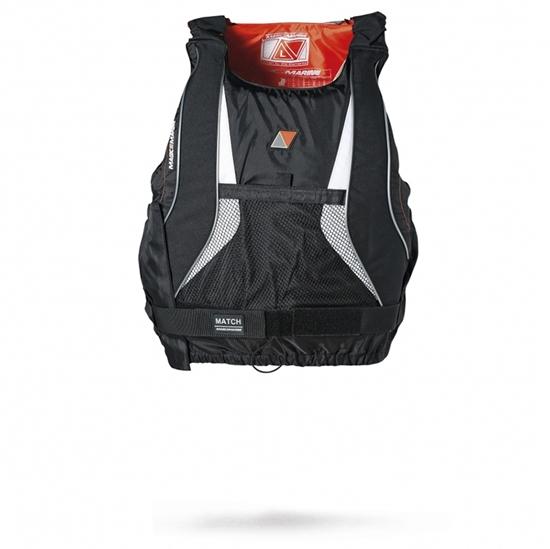 Picture of Match Vest Black