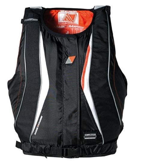 Picture of Competition Vest Black