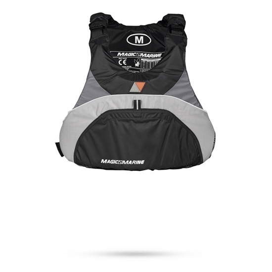 Picture of Skiff Vest Black