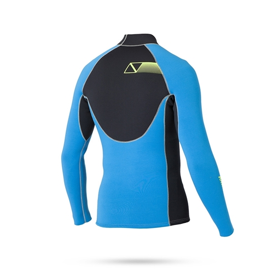 Picture of Ultimate Neo Vest 3 mm Blue