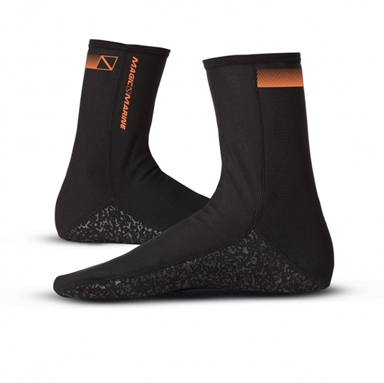 Picture of Bipoly Sock Black