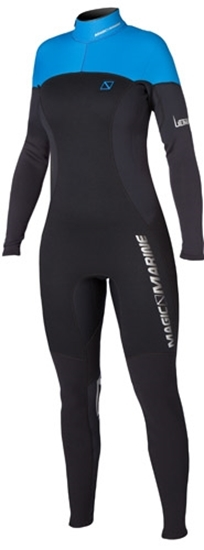 Εικόνα από Fullsuit Ladies Ultimate 5/3 mm Blue