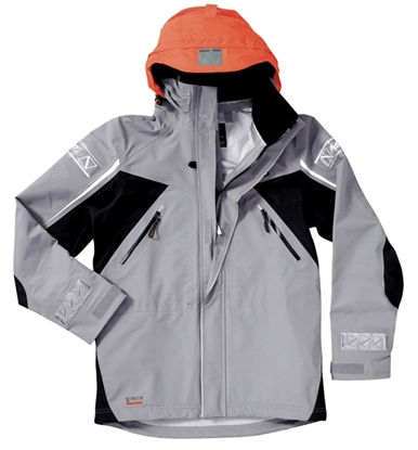 Picture of Continental Jacket Grey