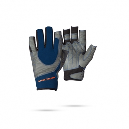 Picture of Frixion Gloves Blue