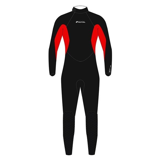 Εικόνα από Fullsuit Junior School 3/2 mm Multiple Color