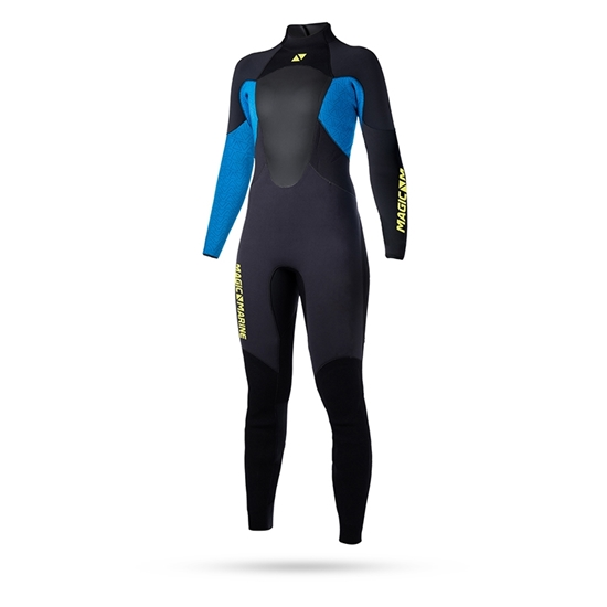 Picture of Fullsuit Ladies Ultimate 5/3 mm Blue