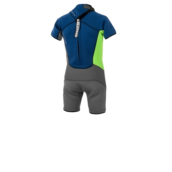 Picture of Shorty Kids Brand Lime