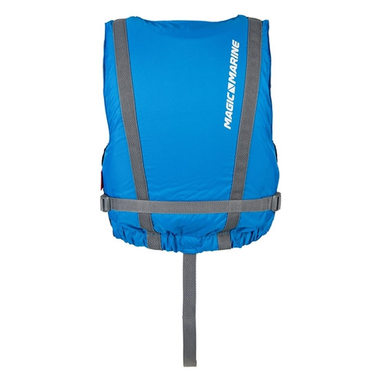 Picture of Brand Vest Blue