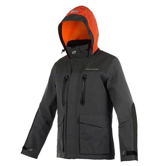 Picture of Brand Jacket Graphite