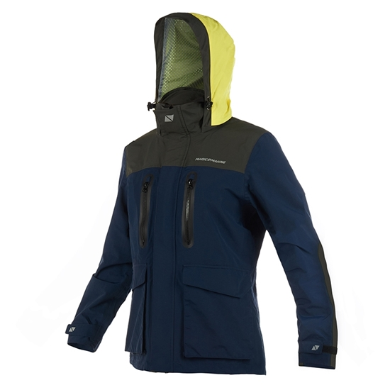 Picture of Brand Jacket Navy