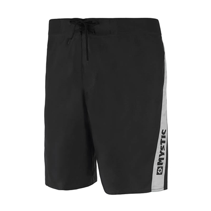 Picture of Brand Strech Boardshorts Caviar