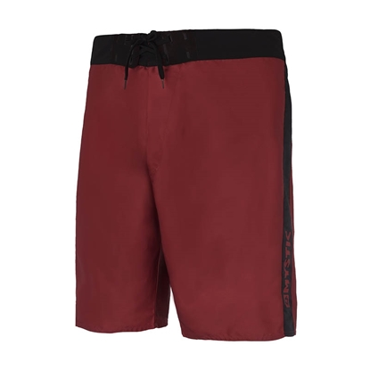 Picture of Brand Solid Boardshorts Dark Red