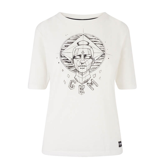 Picture of Gem T-Shirt Gardenia