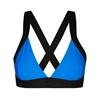 Picture of Cross Bikini Top Flash Blue