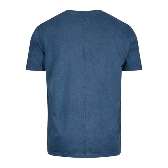 Picture of Flint T-Shirt Denim Blue