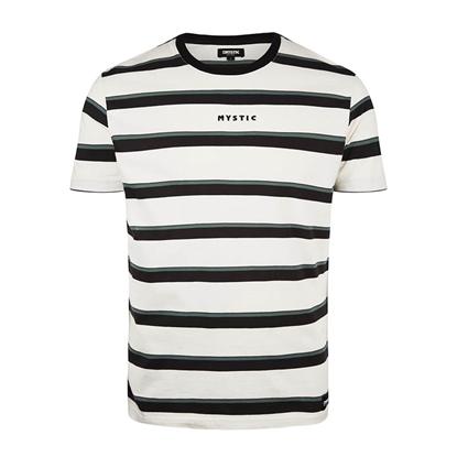 Εικόνα της Abstract T-Shirt White/Black