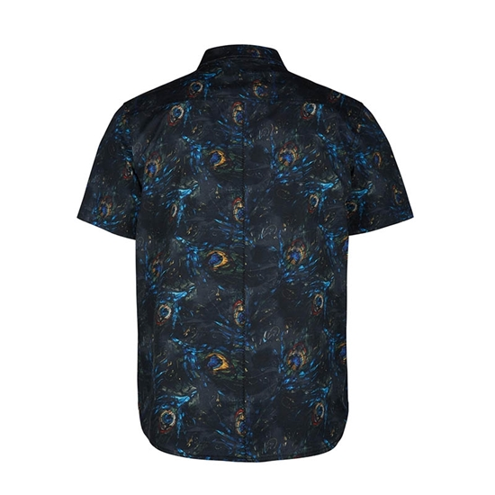 Picture of Party Shirt Black Allover