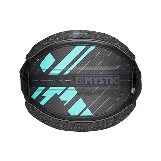Picture of Majestic Harness Black/Mint