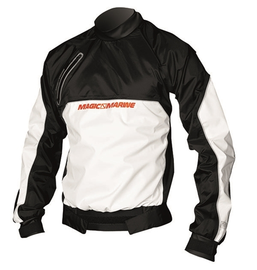 Picture of Racing Spraytop Black/White