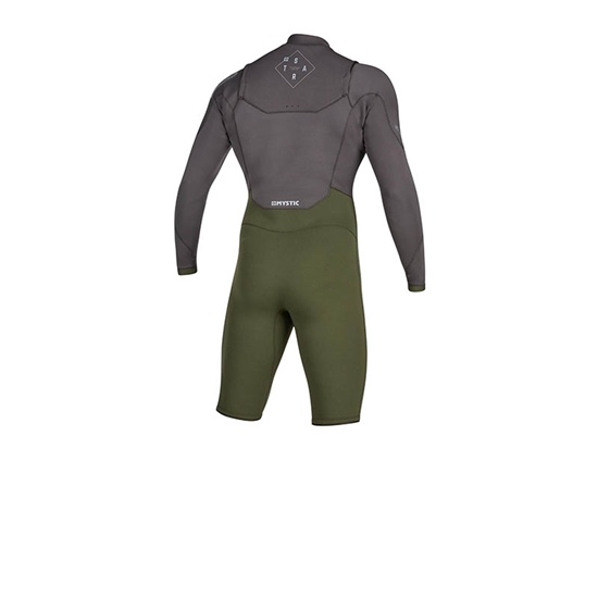 Picture of Longarm Shorty Star 3/2 Green/Grey