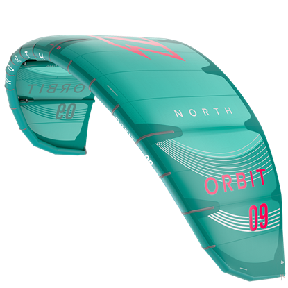 Picture of Kite Orbit Sea Green