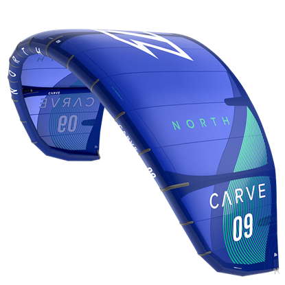 Picture of Kite Carve Ocean Blue