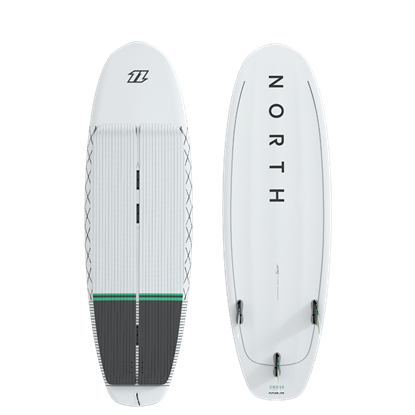 Picture of Board Surf Cross White