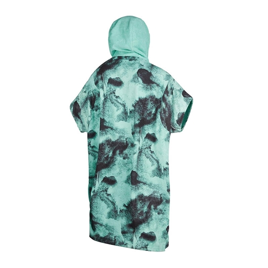 Picture of Poncho Junior Black/Mint
