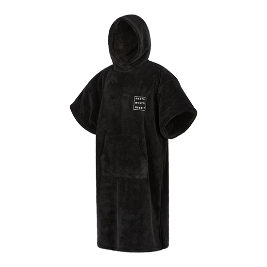 Picture of Poncho Teddy Black