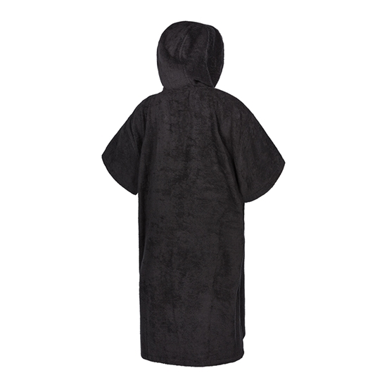 Picture of Poncho Regular Black