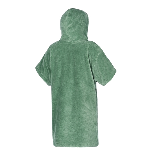 Picture of Poncho Teddy Junior Sea Salt Green