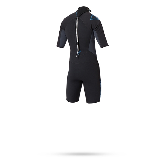 Picture of Shorty Men Brand Black