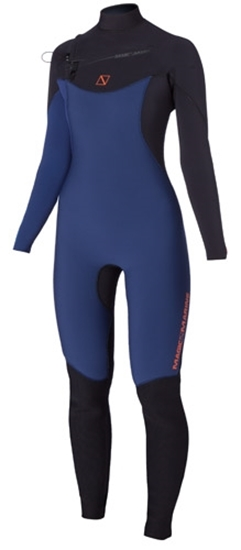Picture of Fullsuit Ladies Ace 4/3 mm Blue