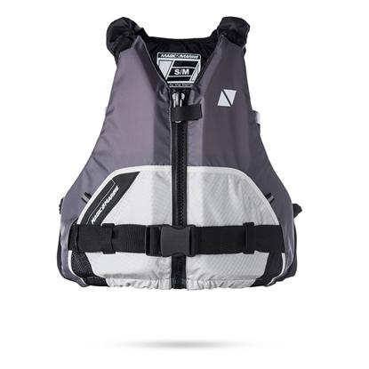 Picture of Wave Zip Vest Grey