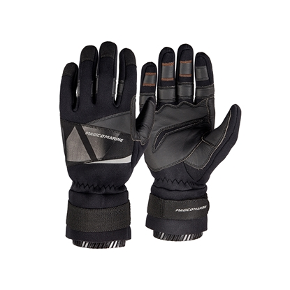 Picture of Frost Junior Gloves Black