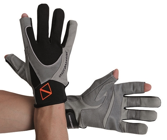 Picture of Pro Racing Gloves Black