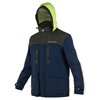 Picture of Brand Jacket Navy Blue