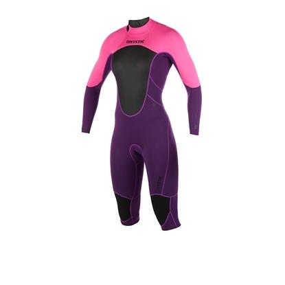 Picture of Longarm Shortleg Brand 3/2 Purple