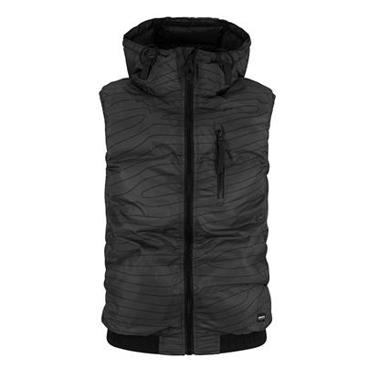 Picture of Ridge Ladies Vest Asphalt