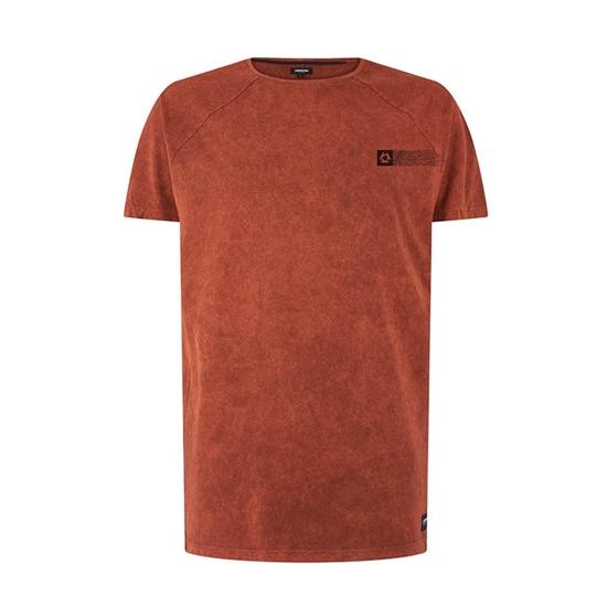 Εικόνα από Crow T-Shirt Rusty Red