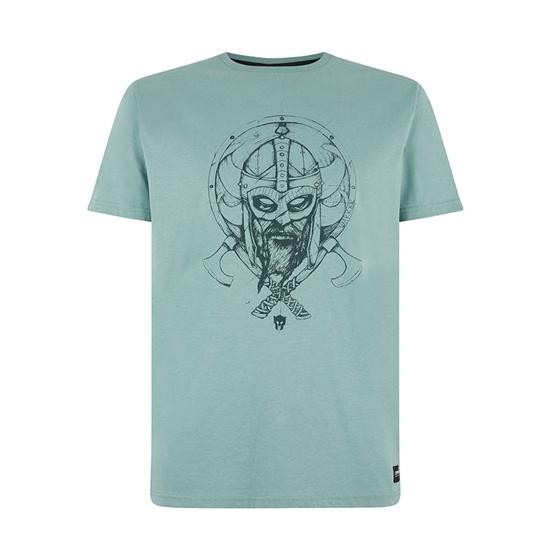 Εικόνα από Warrior T-Shirt Ocean Green
