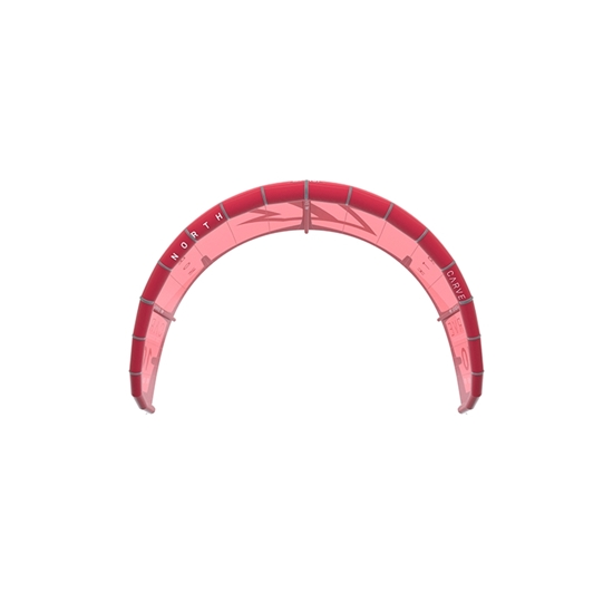 Picture of Kite Carve Red