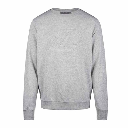Picture of Boss Crew Sweater December Sky Melee