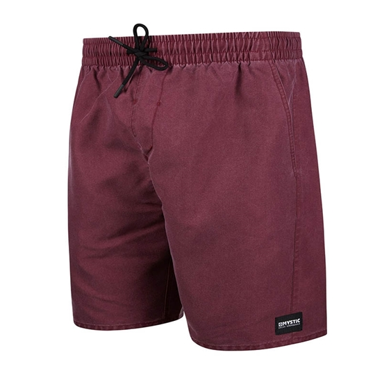 Picture of Brand Swim Boardshorts Oxblood Red