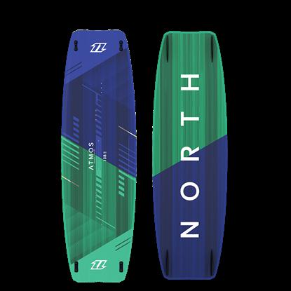 Εικόνα της Board Atmos Hybrid Ocean Blue / North Green