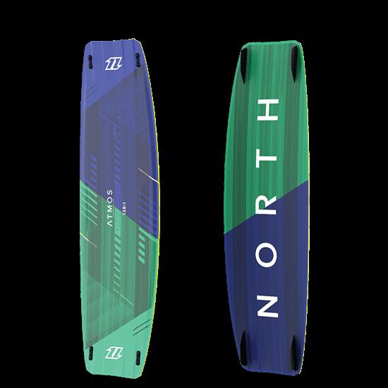 Εικόνα από Board Atmos Hybrid Ocean Blue / North Green