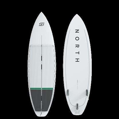 Εικόνα της Board Surf Charge White