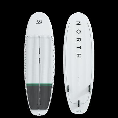 Εικόνα της Board Surf Cross White