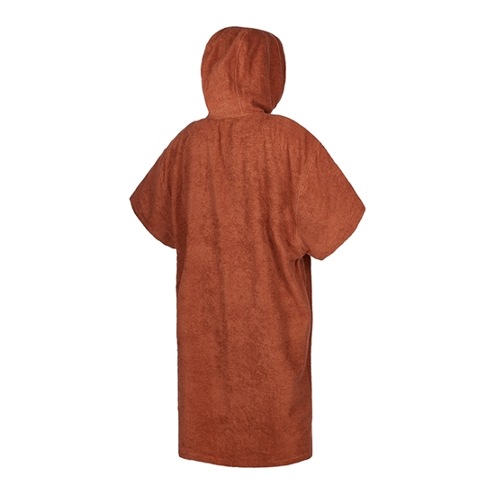 Picture of Poncho Regular Rusty Red
